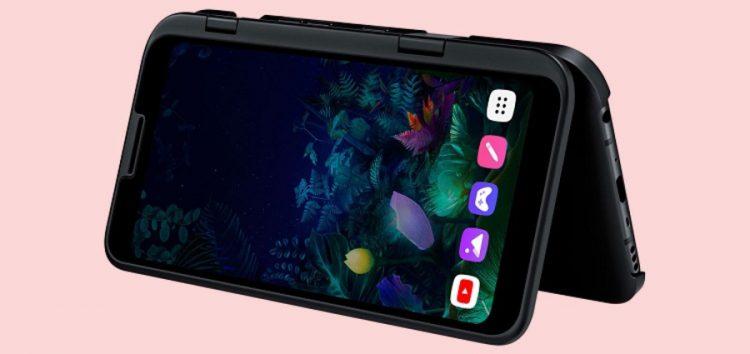 LG V50 ThinQ kullanıcılarına Android 10 müjdesi!!!