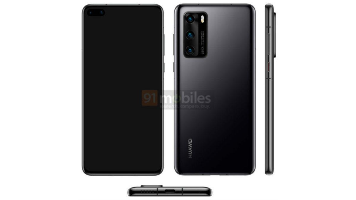Huawei P40 Pro en güçlü 5G telefonu olacak. Lasnman tarihi de belli oldu!!