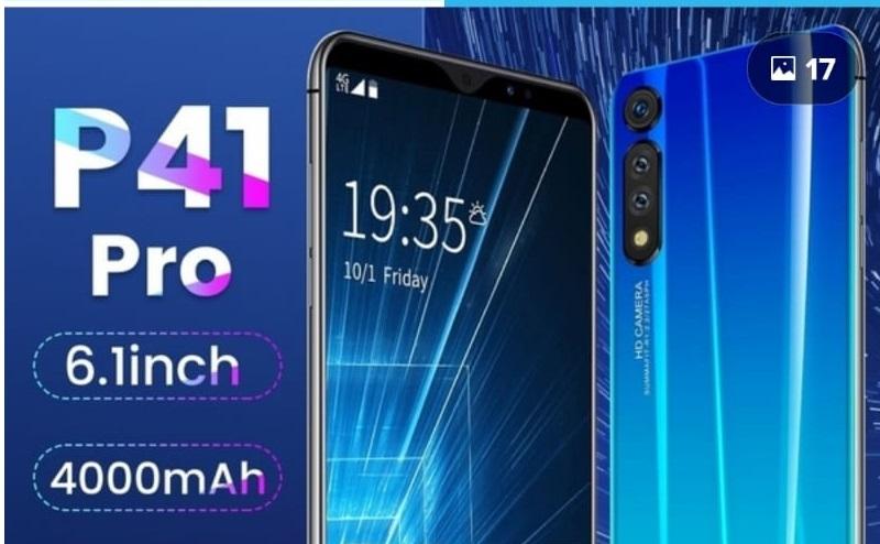 Huawei P40 tanıtılmadan P41 Pro satışta! Nasıl mı?