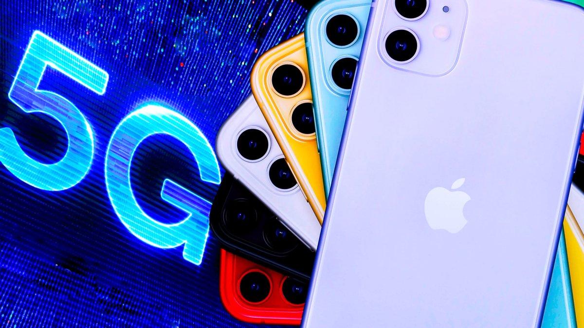 iPhone 5G için nihayet düğmeye basıldı!