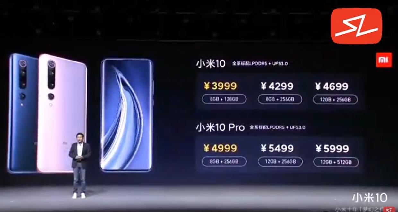 Xiaomi Mi 10 ve Mi 10 Pro fiyat belli oldu! Almayanı döverler