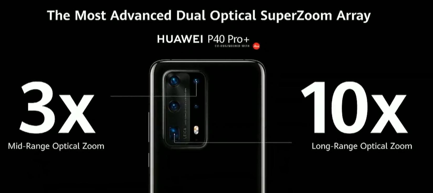 Huawei P40 Pro Plus telefon değil DSLR makine! Bu ne abi?