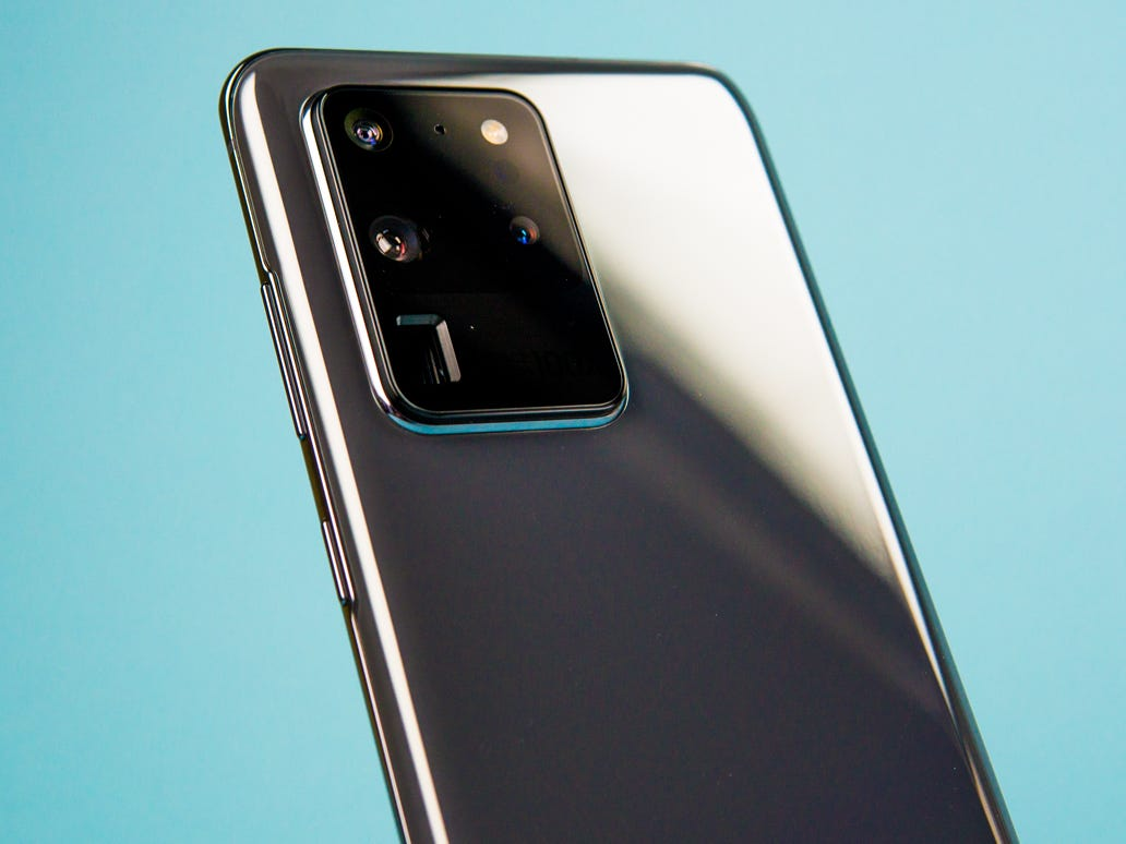 Galaxy S20 Ultra parça pinçik edildi!