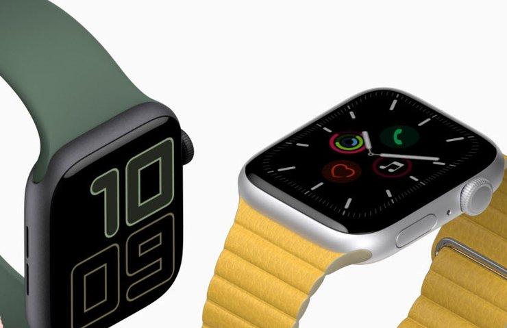 Yeni Apple Watch parmak izi sensörü ile gelecek! Böbrekler hazır mı?