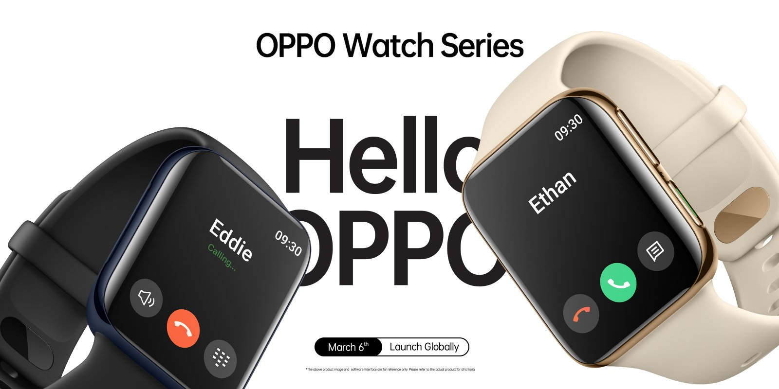 OPPO Watch 'a ramak kaldı! Apple Watch'da neymiş??
