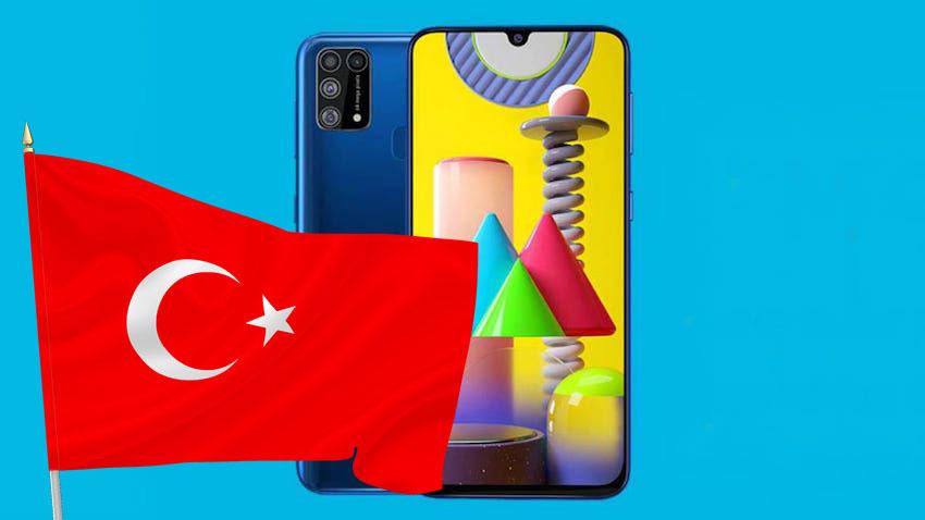 Samsung Galaxy M31 Türkiye pazarında satışta! Hem de hediyeli, mediyeli