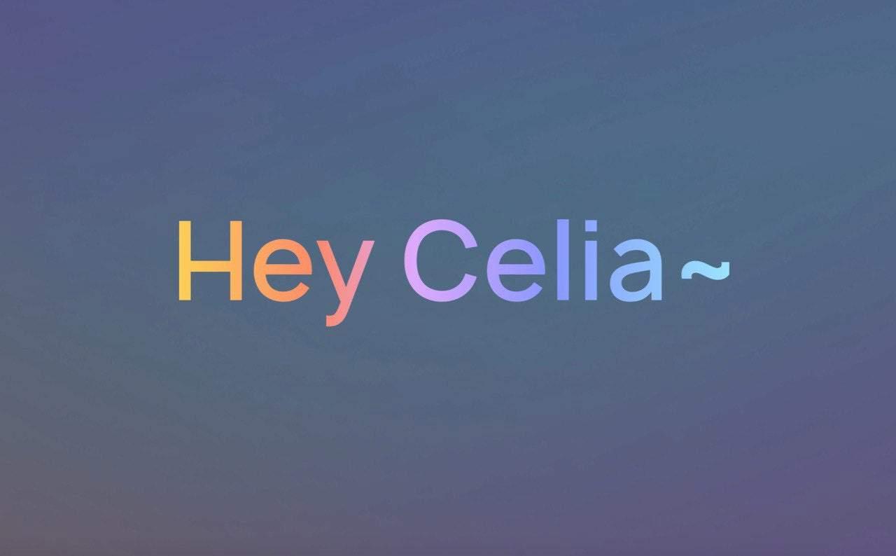 Siri ve Google Asistan'a yeni rakip! Huawei Celia Tanıtıldı!