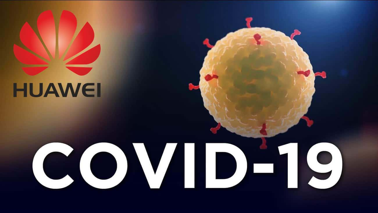 Huawei COVID-19 testini 2 dakikada yapıyor! Bambaşka bir yöntem