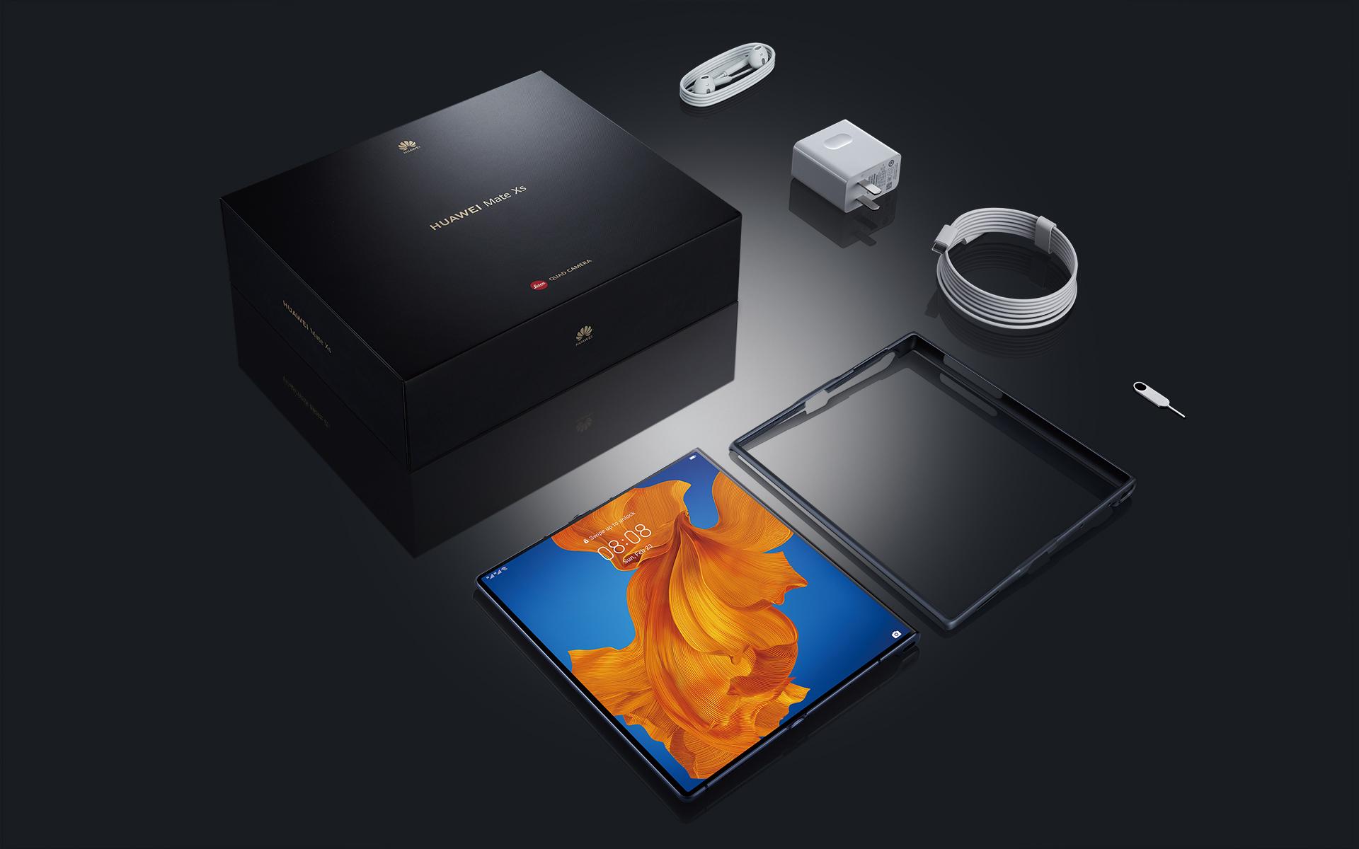 Huawei Mate Xs 2.499 Euro fiyatına rağmen yok sattı yok!