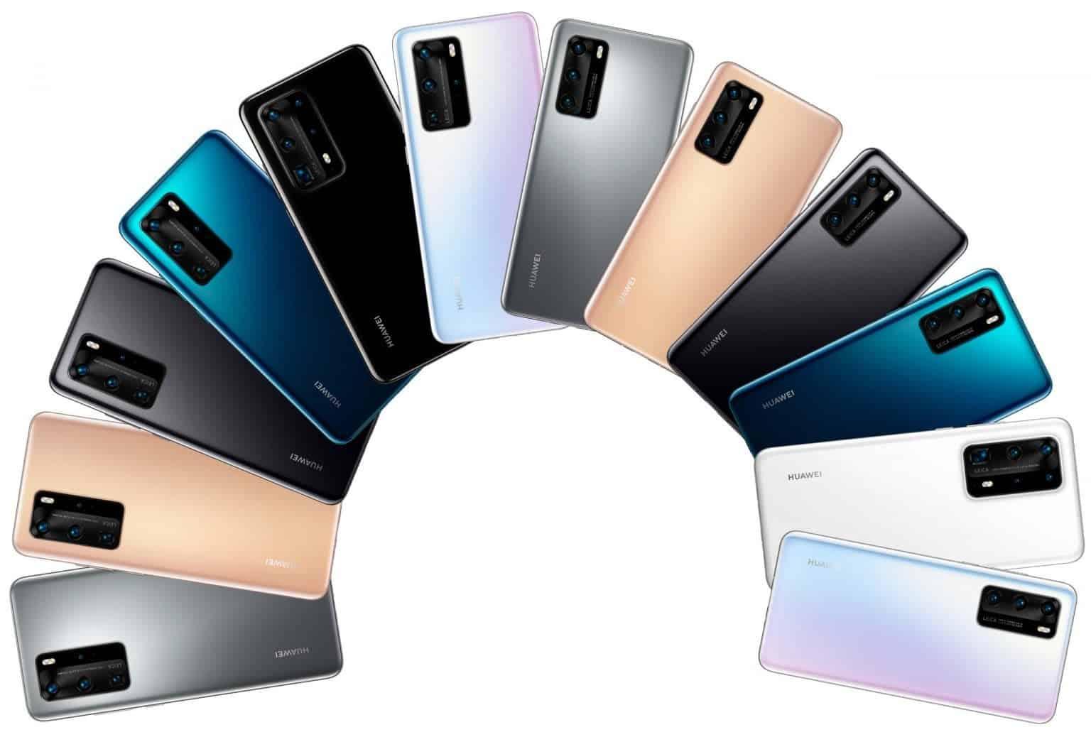 Huawei P40 serisinin lansmanını nasıl takip ederiz?(Link içeride)