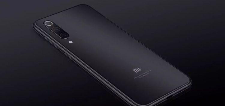 Mi 9 SE kullanıcıları için yeni bir güncelleme yayınlandı!! Android 10 mu?