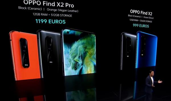 OPPO Find X2 Rusya satışı başladı! Fiyat inanılmaz! İşte böyle OPPO Bey