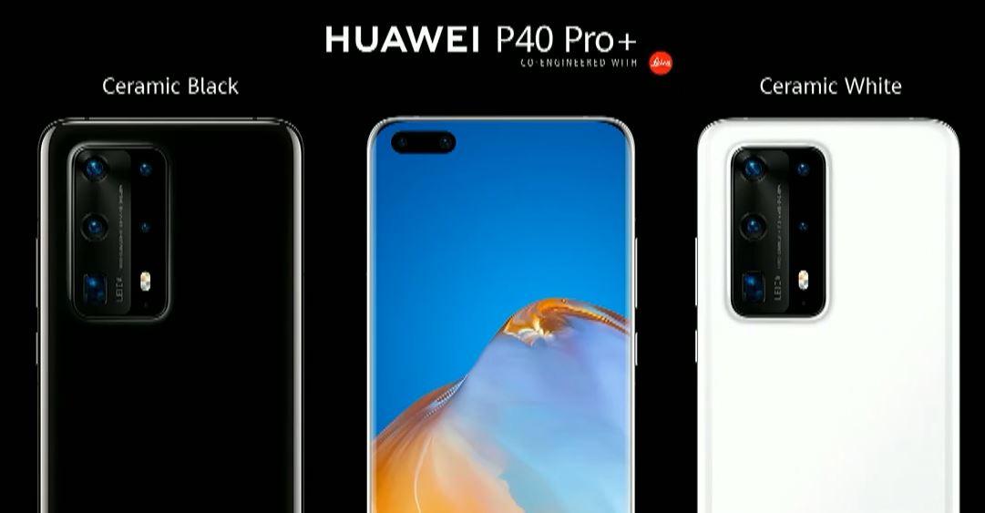 Huawei P40 Pro ve P40 Pro+ resmen tanıtıldı! Fiyat ve özellikler