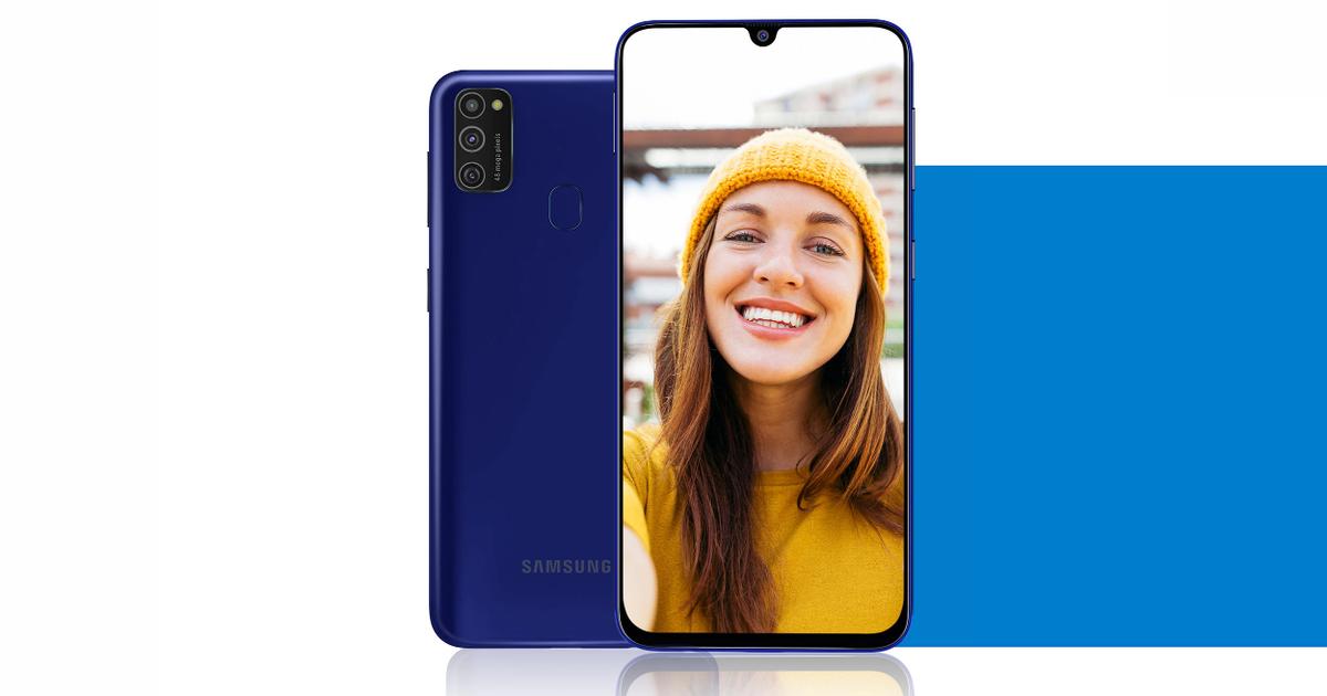 Samsung, Üç kameralı Galaxy M21 cihazını nihayet piyasaya sürdü!!!