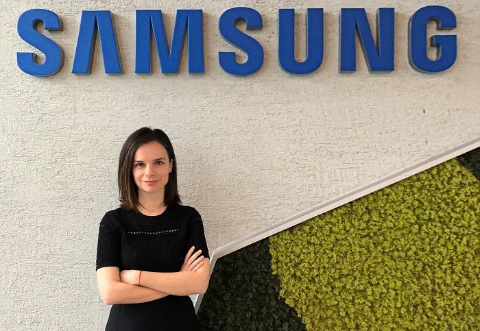 Sibel Hür Samsung Kurumsal Ekibinin Yeni Lideri Oldu
