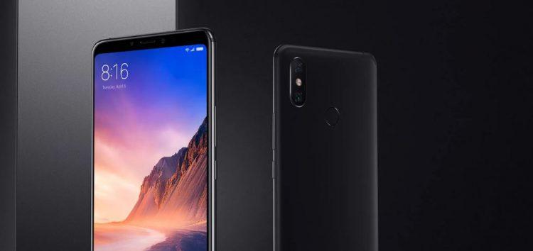 Xiaomi Mi Max 3 Android 10 güncellemesi nihayet yayınlandı