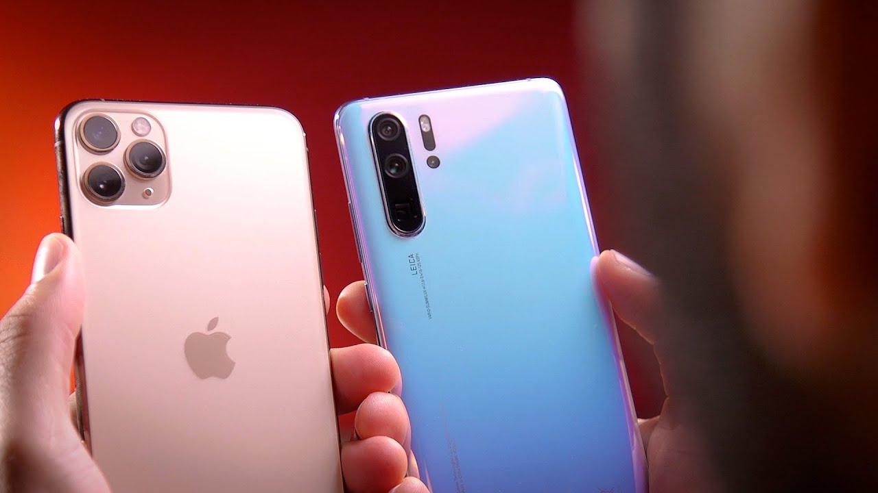 Apple iPhone 11 ile Huawei'nin yoluna taş koydu! Apple liderliğe koşuyor!