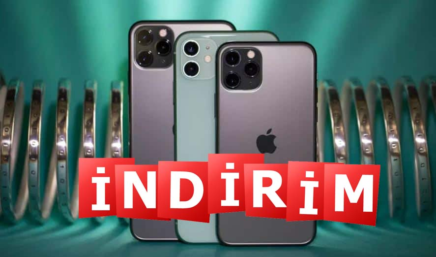 iPhone 11 indirim rüzgarı başladı! Daha neler olacak neler?