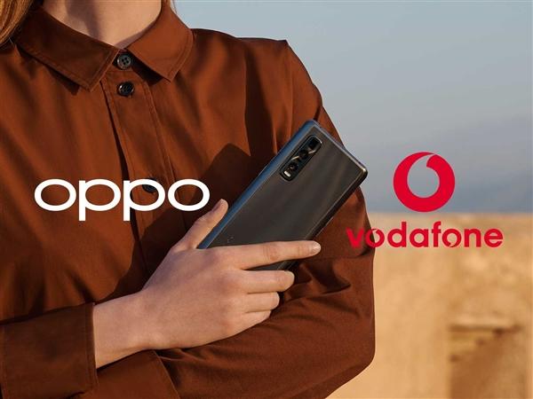 OPPO-Vodafone