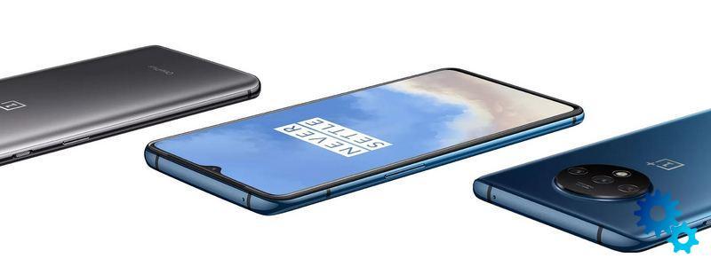 OnePlus 7T güncelleme