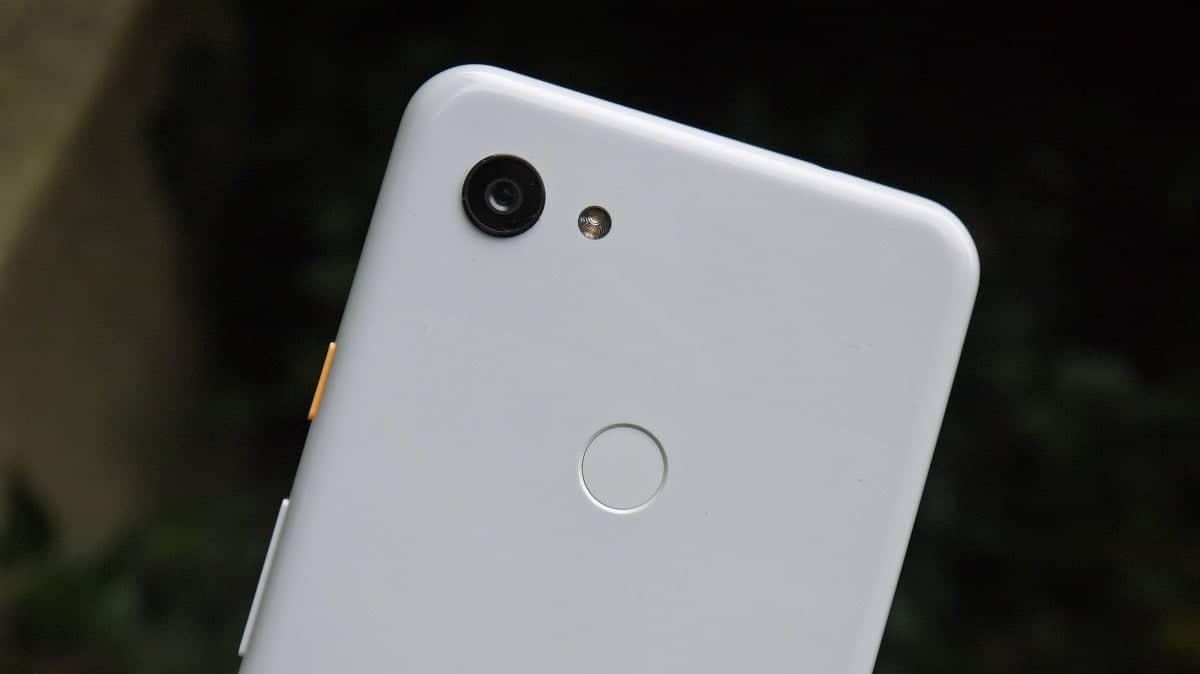 Google Pixel 4a GeekBench