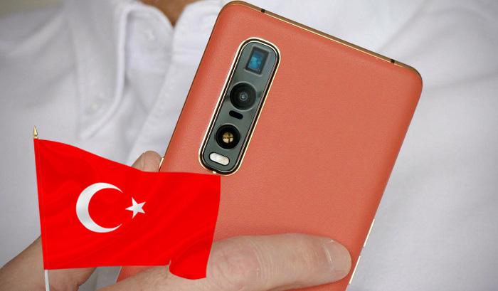 OPPO Find X2 Pro Türkiye