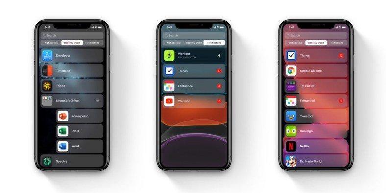 iOS 14 alacak iPhone modelleri