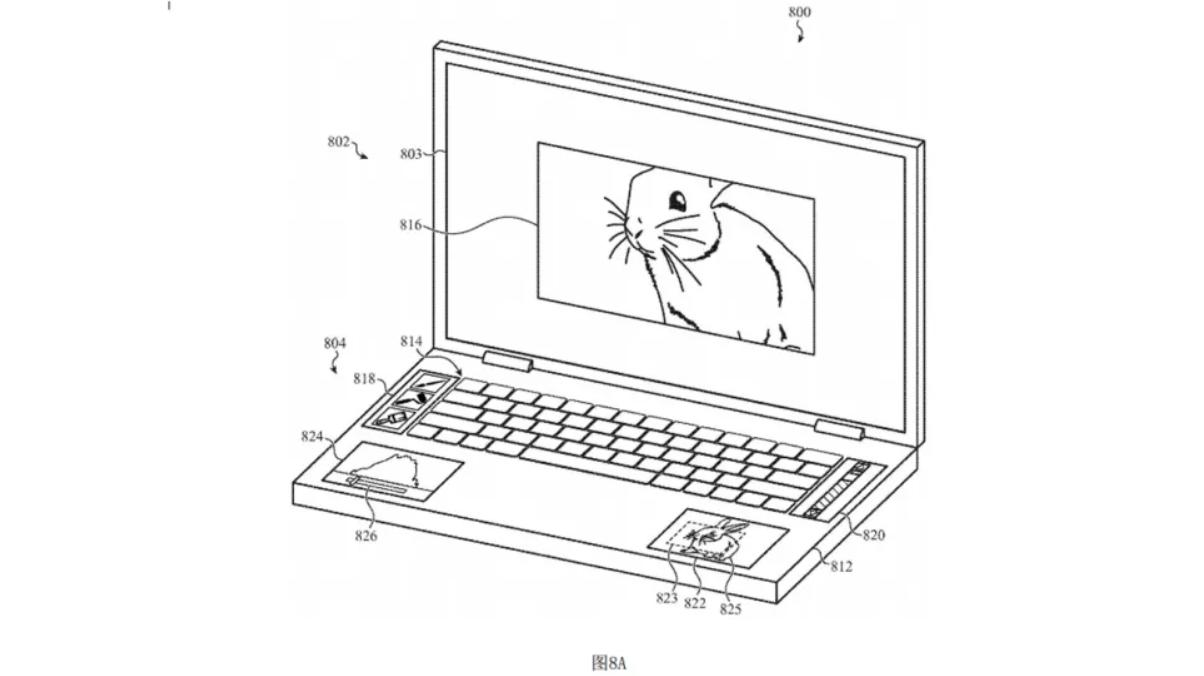 Apple'ın yeni patenti