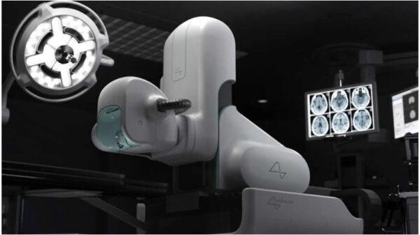 Neuralink'i kafatasına yerleştiren ameliyat cihazı