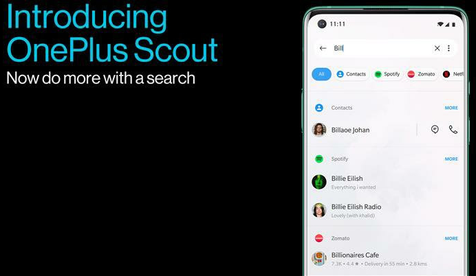 OnePlus Scout