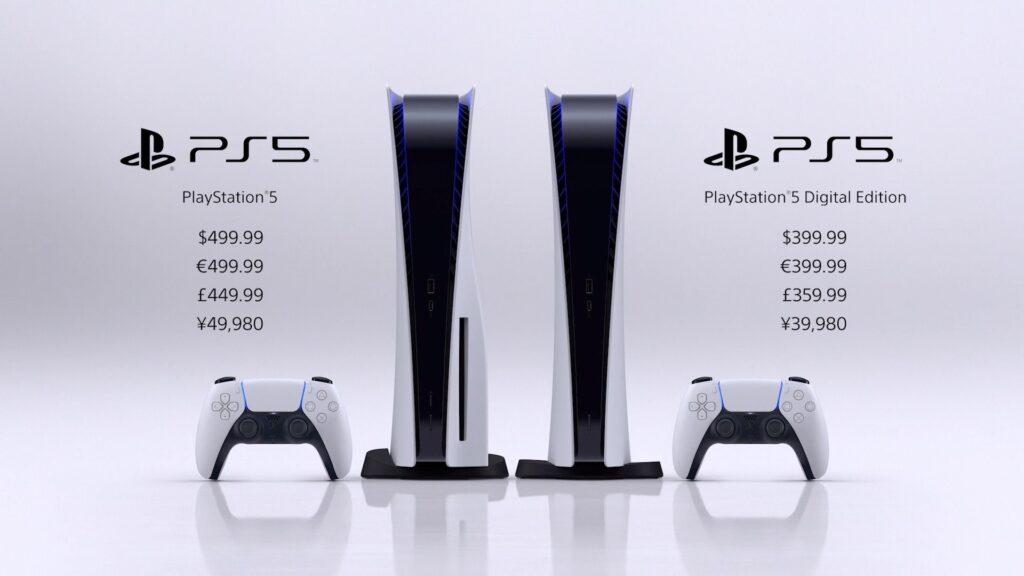 PS5 fiyatı