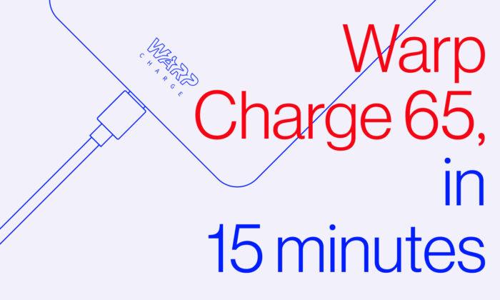 OnePlus Warp 65