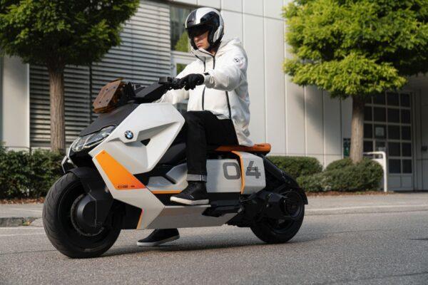 Motorrad Definition CE 04