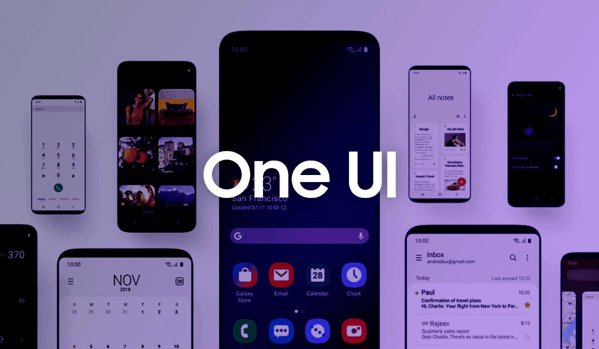 Android 11 tabanlı One UI 3