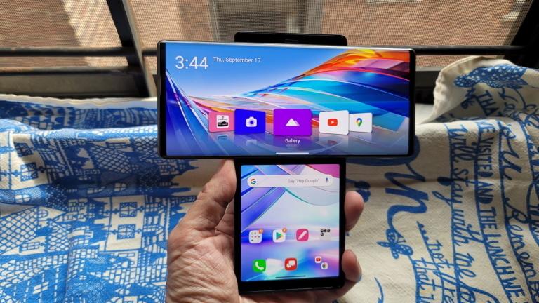 LG Velvet Android Güncellemeleri
