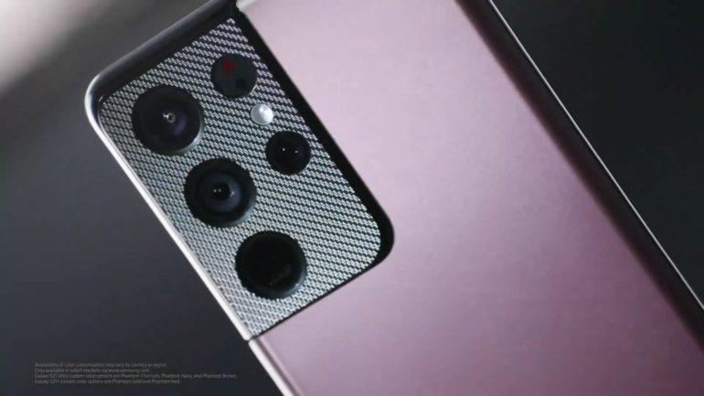 Samsung Galaxy S22 Kamera Olympus