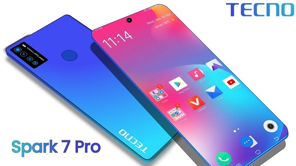 Tecno Spark 7 Pro
