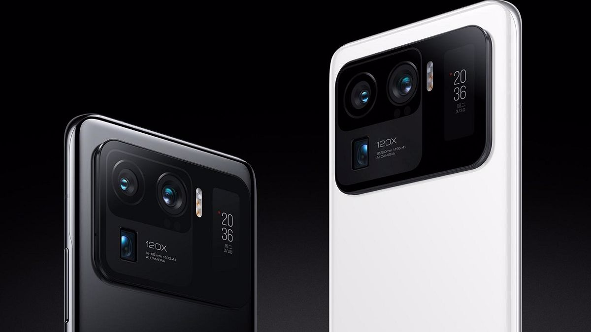 Xiaomi Mi 11 Ultra Türkiye