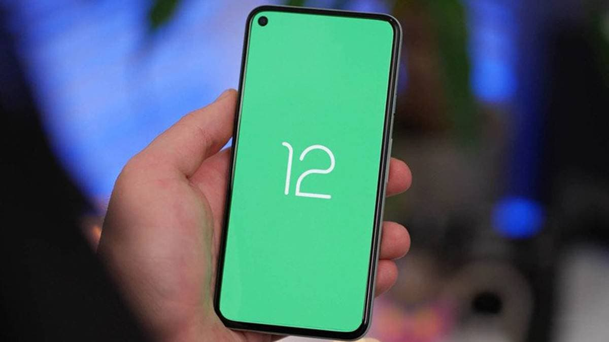 Android 12 beta 2