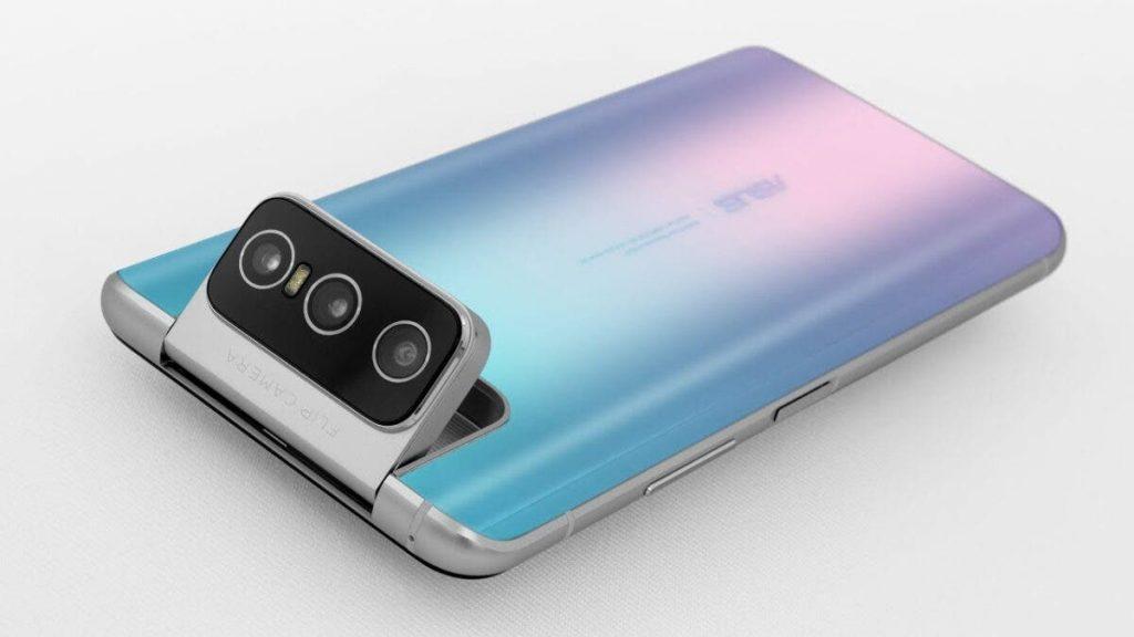 Asus Zenfone 8 Mini görsel
