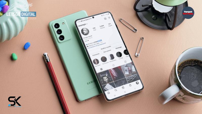 Galaxy S21 FE LG Batarya