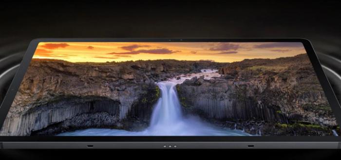 Galaxy Tab S7 FE Tasarım