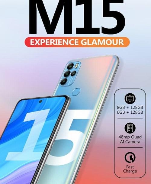 Gionee M15