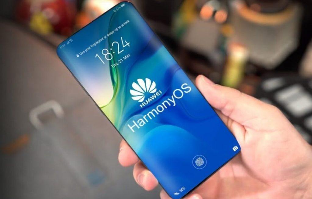 Huawei Harmonyos güncelleme