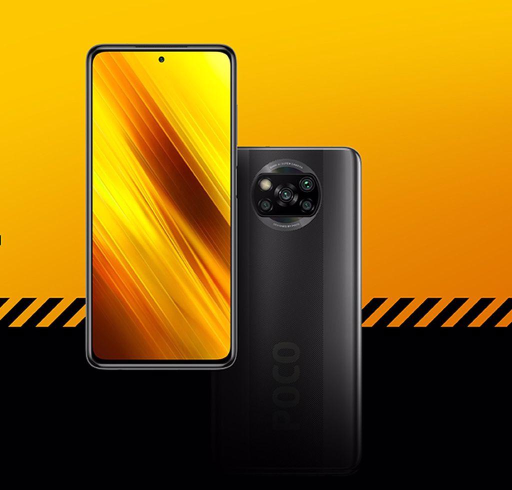Poco X3 NFC görsel