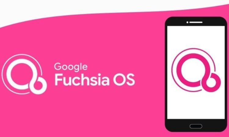 Samsung Google Fuchsia OS