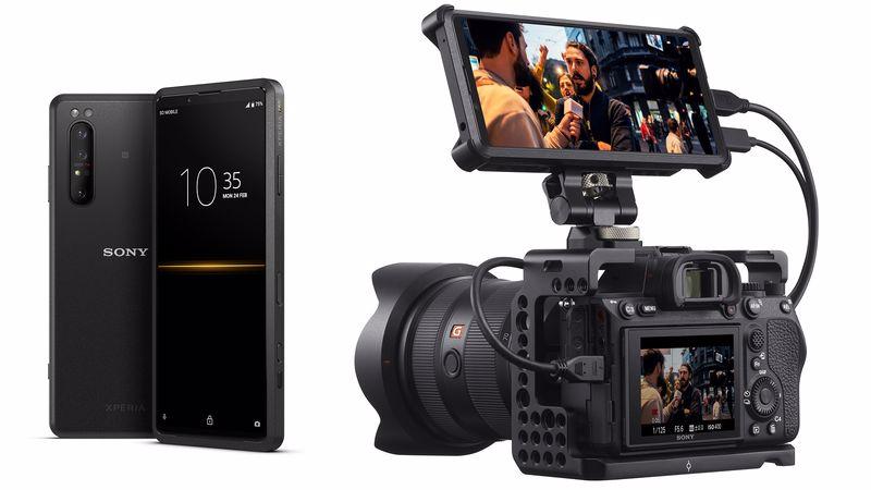 Sony Xperia Pro modeli