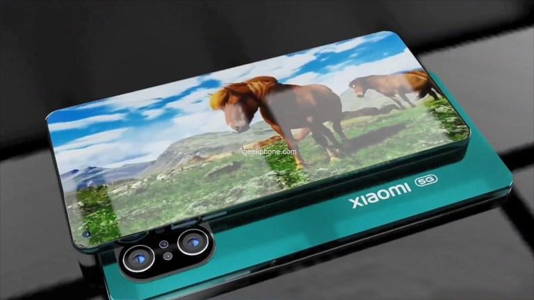 Xiaomi Mi 12 Ultra ekran