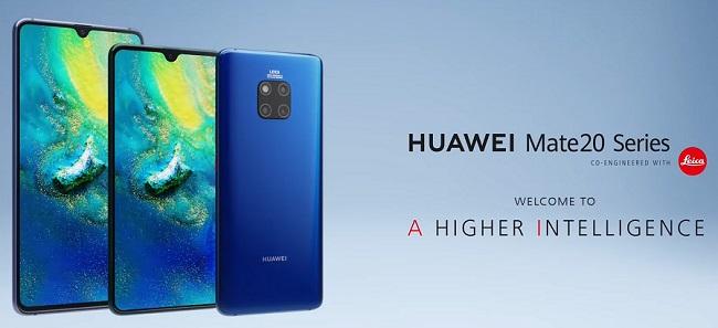 Huawei Mate 20 için HarmonyOS 2.0