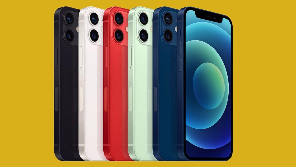 iPhone 12 mini MediaMarkt